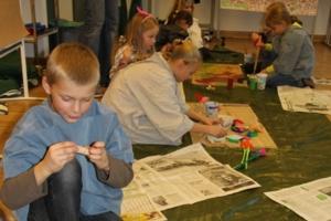 Kinder-Bauwerkstatt Vahrenwald