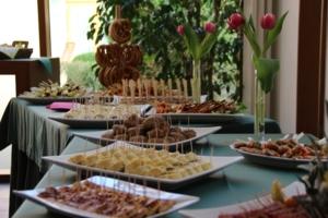 Catering bei der Familienkonferenz Wettbergen