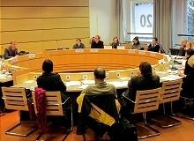 Impression von der Qualitätszirkel-Sitzung am 6. und 7. Dezember 2010 in Stuttgart