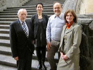 Die Jury des Gesellschaftsfonds Zusammenleben