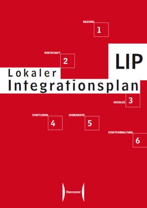 Titelseite des Lokalen Integrationsplans