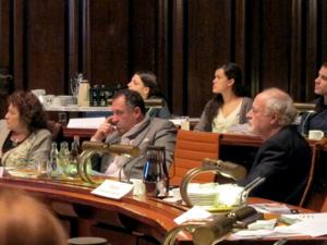 Bilder von der Ausschuss-Sitzung am 22.11.2012