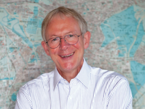 Jugend- und Sozialdezernent Thomas Walter