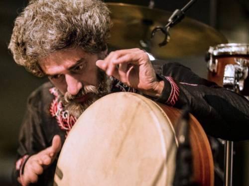 Kaveh Madadi - Lehrer für orientalische Percussion an der Musikschule der Landeshauptstadt Hannover