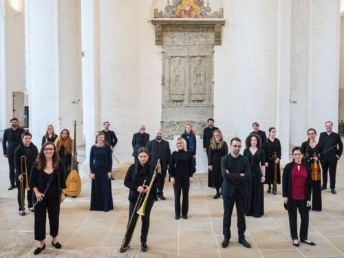 Musiker:innen  des Europäischen Hanse-Ensembles, Gruppenfoto