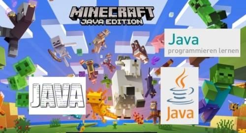 Minecraft-Elemente selbst programmieren lernen