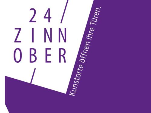 24 ZINNOBER-Veranstaltungsplakat