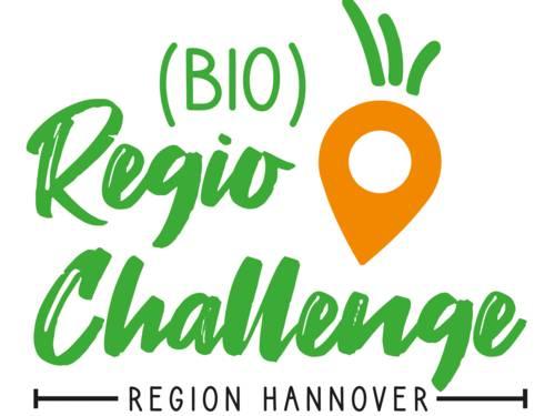Logo der (Bio-)Regio-Challenge.