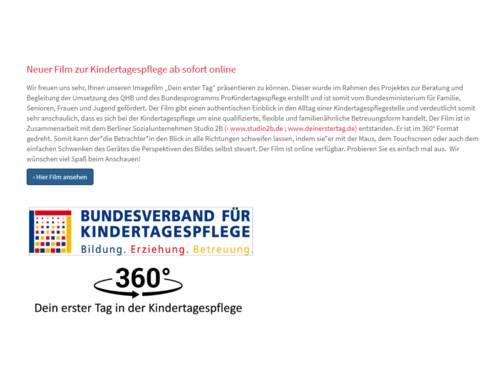 Vorschau auf bvktp.de