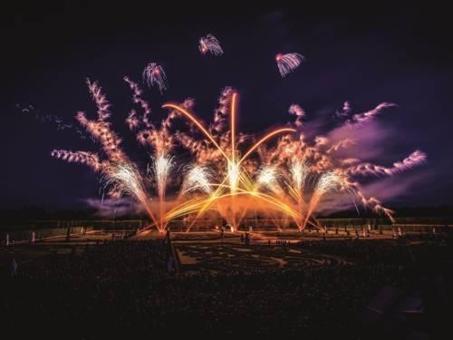 Fireworks: Hanover explosive