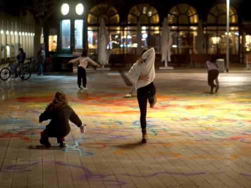 Invisible Dances: Art in and around Lockdown