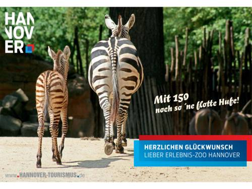 150 Jahre Erlebnis-Zoo Hannover