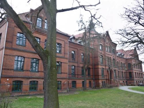 Schulgebäude der Alice-Salomon-Schule
