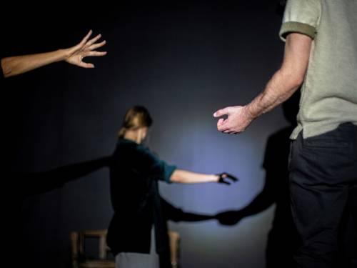 Auf der Suche nach der Stille: Milena Fischer, Irene Benedict und Jonas Vietzke