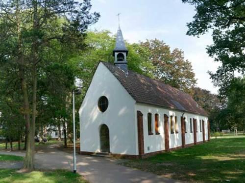 KV Langenhagen / ehemalige Kapelle im Stadtpark