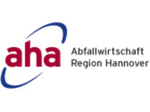 Logo der Abfallwirtschaft Region Hannover (aha)