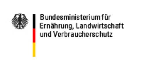 Logo Bundesministerium für Ernährung, Landwirtschaft und Verbraucherschutz