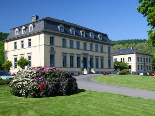 Baudenkmal Jagschloss Springe