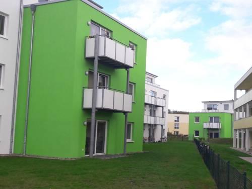Mehrstöckige Wohngebäude