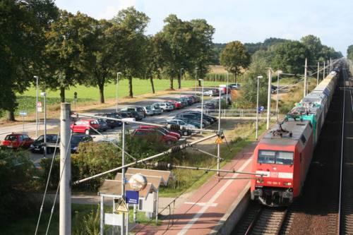 Park & Ride-Stellplätze in Dedenhausen