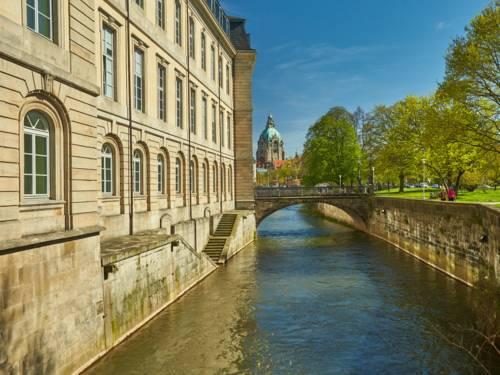 Altstadt im Frühling