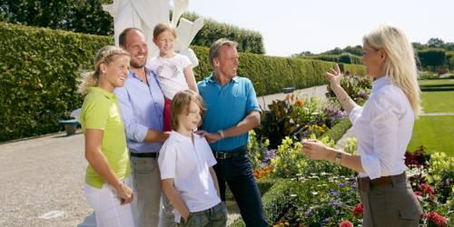 Führung in den Herrenhäuser Gärten