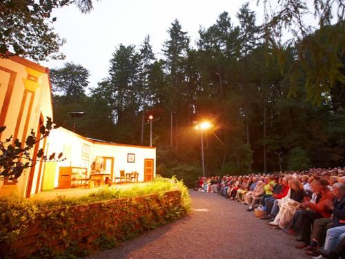 Deister Freilichtbühne in Barsinghausen