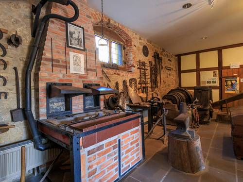 Museum auf dem Burghof in Springe