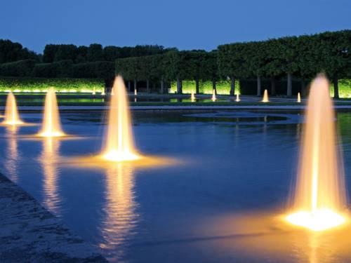 Illumination im Großen Garten