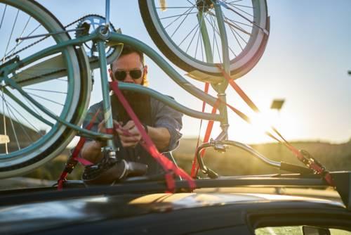 Anreise Fahrrad