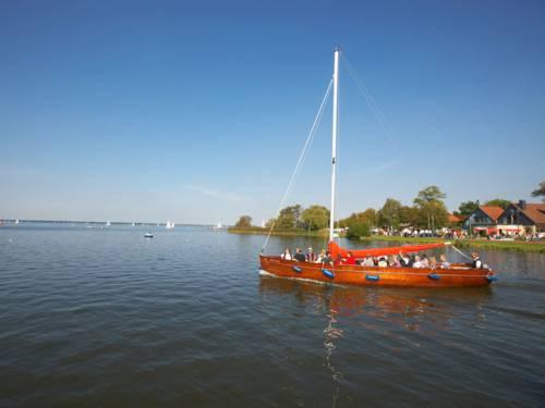 Sailing Yacht on Lake Steinhude