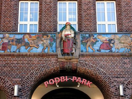Außenansicht Bürgeramt Podbi-Park
