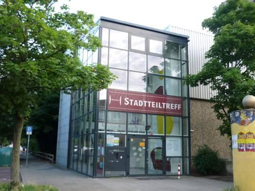 Bürgeramt Sahlkamp im gleichen Gebäude wie der Stadtteiltreff Sahlkamp