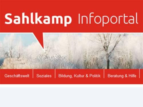 Sahlkamp Infoportal