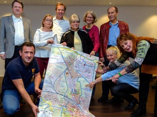 Der Integrationsbeirat Nord präsentiert den Orientierungsplan für Geflüchtete.