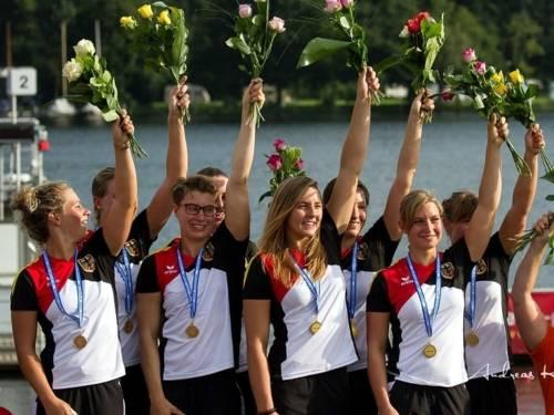 Europameisterinnen 2015
