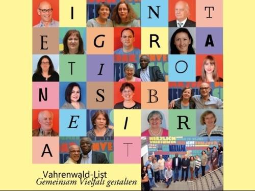 Logo des Integrationsbeirates Vahrenwald-List.