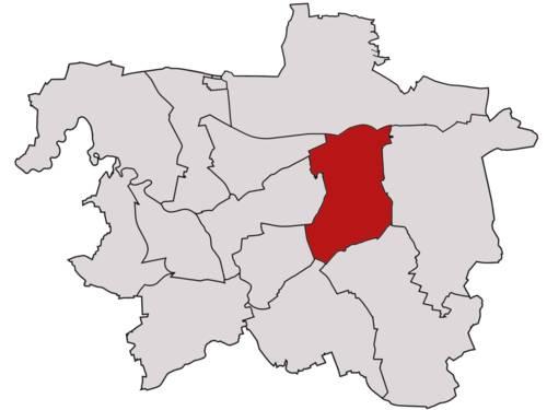 Stadtbezirk Buchholz-Kleefeld