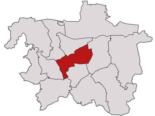 Stadtbezirk Mitte