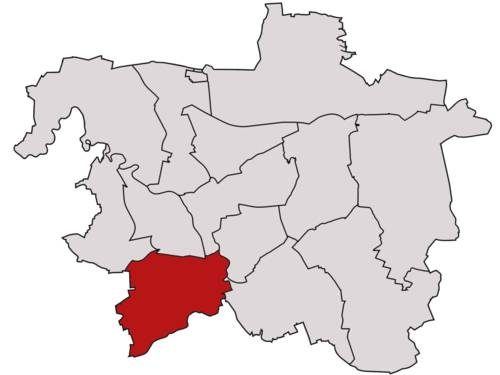 Stadtbezirk Ricklingen