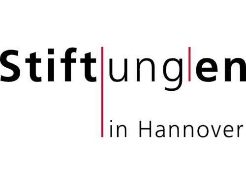 Das Logo der Stiftungsinitiative Hannover