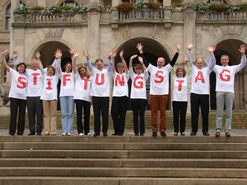 Mitwirkende der Stiftungsinitiative