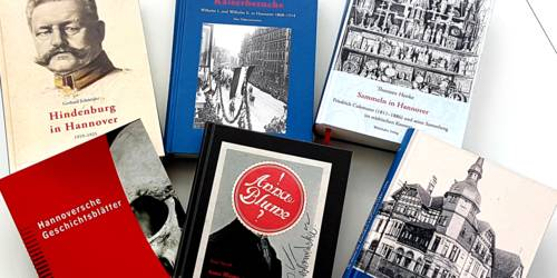 Publikationen des Stadtarchivs.