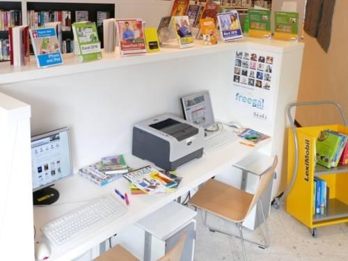 Kinder- und Jugendbibliothek Südstadt