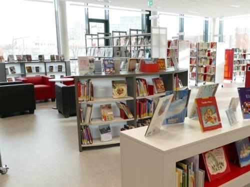 Stadtbibliothek Mühlenberg