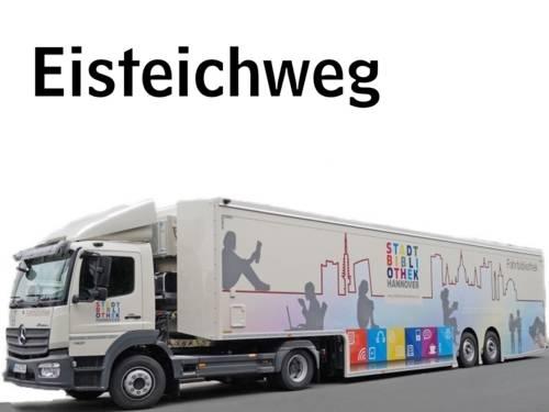 Fahrbibliothekshaltestelle Eisteichweg