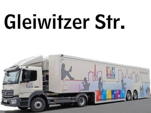 Fahrbibliothekshaltestelle Mittelfeld
