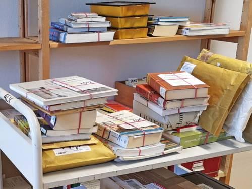 Fernleihe der Stadtbibliothek