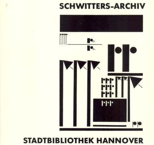 Kurt Schwitters Archiv