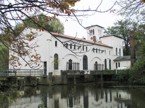 Die Wasserkunst in Herrenhausen